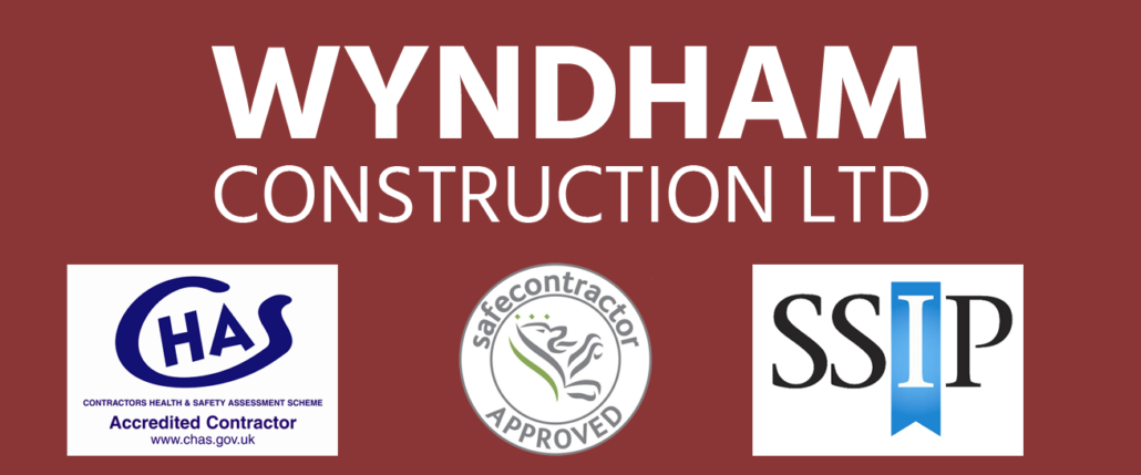 Wyndham Construction Ltd - logo banner